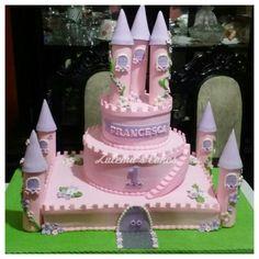 Una linda torta de Castillo