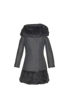 Dellera Pellicce EQUIPE imperm interno lapin,collo tricot euro 1350