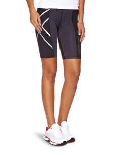 2XU Womens Elite Compression Shorts BlackSteel Large * Details can be found by clicking on the image.