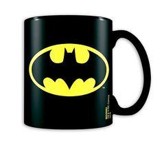 Batman Tasse Logo DC Comics. Hier bei www.closeup.de