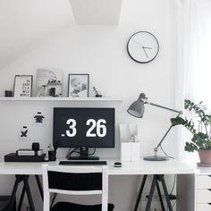 Personal Style & Beauty Blog: Interior Friday - Hidden Corner