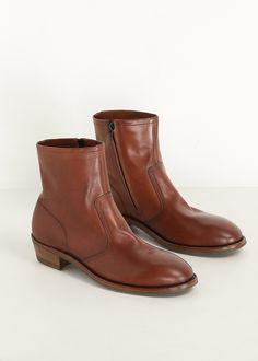 Maison Martin Margiela Pull On Boot (Brown)