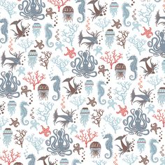 ShowerCurtain fabric by holland_hewitt on Spoonflower - custom fabric