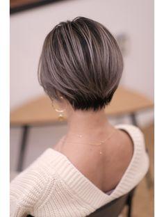 Thin Hair Short Haircuts, Bob Haircut For Fine Hair, Asian Short Hair, Short Hair Cuts For Women, Androgynous Haircut, Tomboy Hairstyles, Shot Hair Styles, Aesthetic Hair, Hair Looks