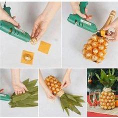 As gift w pineapple upside down cake?