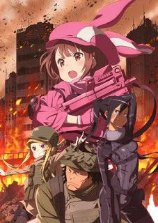AniTek: O anime alternativo de Sword Art Online: Gun Gale ...
