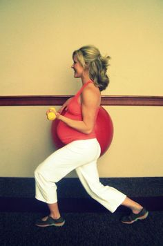 Great Pregnancy Exercises!