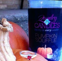 Jewelry in Candles reveal! Click to shop now!