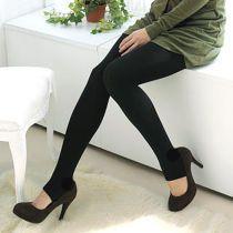 Women's Fleece Lined Leggings Available in 13 Colors.