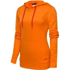 Need to get me some of these for my winter running! $37 Under Armour Women's Edge Hoodie - Dick's Sporting Goods