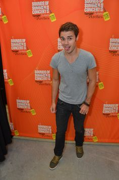 Event: Kris Allen Concert    Location: Tanger Outlets, Deer Park, NY