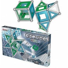 Geomag Kids Panels 180 pcs Magnetic Building Set $73.97 http://www.educationaltoysplanet.com/geomag-kids-panels-114-pcs-magnetic-building-set.html