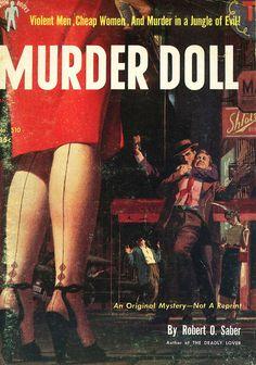 murder doll by macavityabc, via Flickr