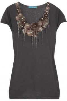 embellish t shirts - Google Search
