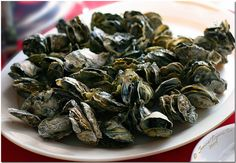 """Cavite is known for its Best Selling Seashell also known as """"Talaba"""""""