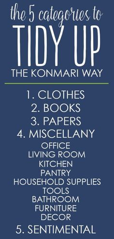 How The KonMari Method Helped Us Move