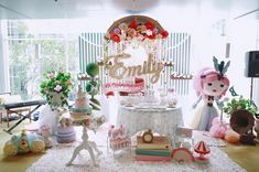 Marie Antoinette Birthday Party