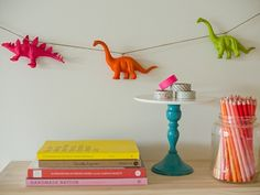 8 ways to express dinosaur appreciation in your home