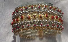 Yemenite bracelet made of beads