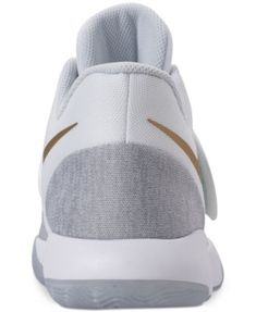 Nike Men's Kd Trey 5 Vi Basketball Sneakers from Finish Line - White 10.5