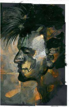 Dream by Dave McKean