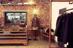 Private White VC new store Manchester England 03  Private White VC store, Manchester   UK