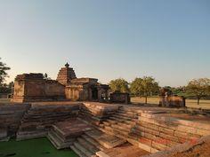 Mallikarjuna temple complex at Aihole - Hindu temple architecture - Wikipedia