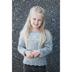 FROZEN SWEATER Strikke-kit