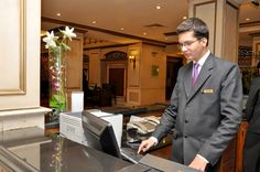 Even in the economy we have today, the hotel and restaurant and catering management business is hot! The Oberoi, Hotel Secrets, Le Cv, New College, Hotel Staff, Hotel Motel, Family Outing, Work Travel, Front Desk