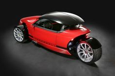 Vanderhall: a 3-wheel wonder related to a Chevrolet Sonic