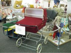 twin This does work Vintage Pram, Vintage Baby Clothes, Umbrella Stroller, Pram Stroller, Twin Pram, Best Baby Strollers, Prams And Pushchairs, Baby Buggy, Strollers