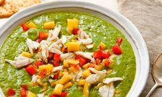 Hardlopers profiteren volop van de ingrediënten in deze heerlijk romige soep.