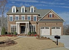The Mayer, Homesite 5 at River Point in Raleigh, NC.