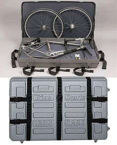 Case for shipping your bike Surly Long Haul Trucker, Electric Cycle, Water Survival, Bike Shipping, West Babylon, Touring Bicycles, Beautiful Heels, Mode Of Transport, Triathlon