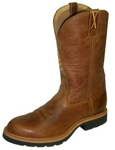 Twisted X Boots - Men's Cowboy Work Safety Toe - MSC0007