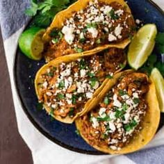 Easy Instant Pot Chicken Mole from scratch! Quick recipe that tastes authentic but is made fast in the Instant Pot. Use this delicious shredded chicken for Mexican enchiladas, tacos, rice, and more. Healthy Shredded Chicken Recipes, Mexican Chicken Recipes, Mexican Cooking, Mexican Dishes, Quick Recipes, Easy Healthy Recipes, Easy Meals, Healthy Eats, Dinner Healthy