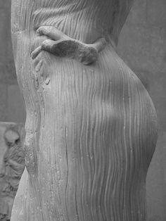 The Motya Charioteer (detail) - Dated circa 460 BC