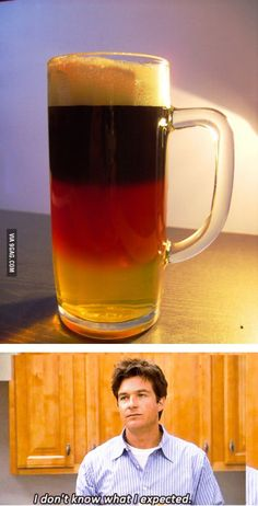 When you order a German beer.