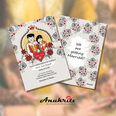 This item is unavailable Welcome Card, Indian Wedding Cards, Dena, Getting Married, Playing Cards, Reception, Marriage, Invitations, Prints
