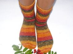 #colourful #socks #stripped http://nuwzz.com/product/hand-knitted-women-and-men-wool-socks-christmas-gift/