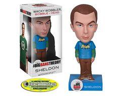 Sheldon Cooper. :)