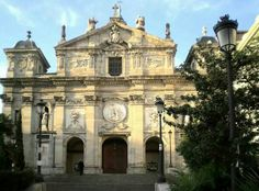 Iglesia de Santa Bárbara, MADRID