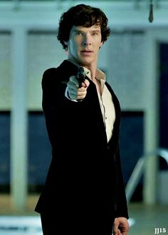 Sherlock - A Scandal In Belgravia. Not new, but I love this one very much!