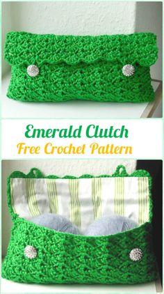 Marvelous Crochet A Shell Stitch Purse Bag Ideas. Wonderful Crochet A Shell Stitch Purse Bag Ideas. Crochet Ripple, Crochet Shell Stitch, Crochet Fox, Diy Crochet, Crochet Clutch Bags, Crochet Purses, Crochet Bags, Crochet Headbands, Crochet Baskets