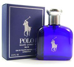 Polo Blue by Ralph Lauren for Men 2.5 oz / 75 ml EDT