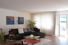 0014_Foto1 - Eigentumswohnung: Gattikon – Planung Raum-, Farb- und Lichtkonzept - d sein werke