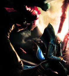 Dante and Vergil Sparda | Devil May Cry | DMC
