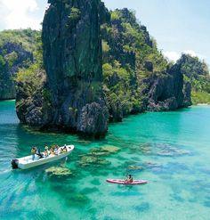 Palawan Island #Philippines #travel