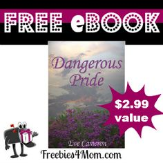 Do you read Historical Romance? Get this FREE eBook http://freebies4mom.com/2013/03/22/dangerous-pride/