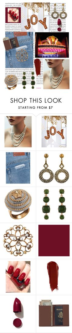 """Joy"" by magic-mia ❤ liked on Polyvore featuring beauty, Oris, Cody Foster & Co., OneTeaspoon, Disney, Versace, Les Néréides, Sally Hansen, NARS Cosmetics and Royce Leather"